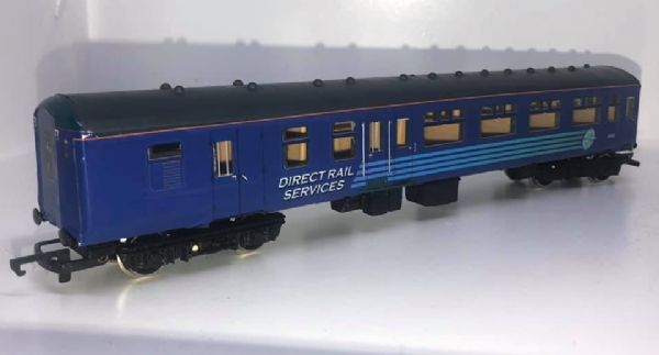 DRS Mark 2A Nuclear Flask Riding Coaches